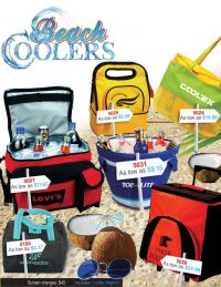 Customized Coolers: Many Styles, Sizes, & Colors. Personalized Beach Coolers with your Logo