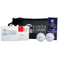 Custom Golf Ditty Bags & Golf Pouches. Logo Printed Golf Tournament Kits with Your Custom Imprint: Logo Ditty Bag Giveaways & Golf Outing Prizes